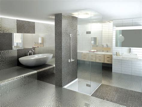 piastrelle bagno effetto mosaico piastrelle a mosaico per il bagno eccone 20 bellissimi