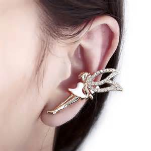 ear cuff jewelry okajewelry show wrap cuff earring comeback as a fashion trend