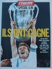 om milan 1 0 coupe d europe des clubs chions 1993 but