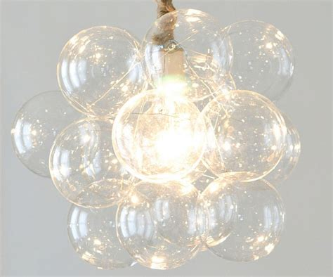 Bubbles Glass Chandelier Chandelier If Glass Branching Pendant Chandeliers For Dining Room Living