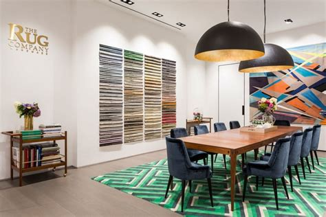 the rug company opens new manhattan showroom news events