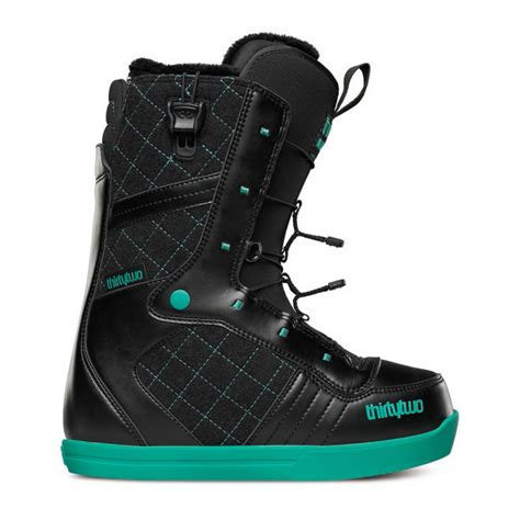 thirtytwo 86 ft womens snowboard boots black free uk