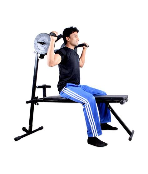 buy gym bench online magic home gym super bench buy online at best price on snapdeal