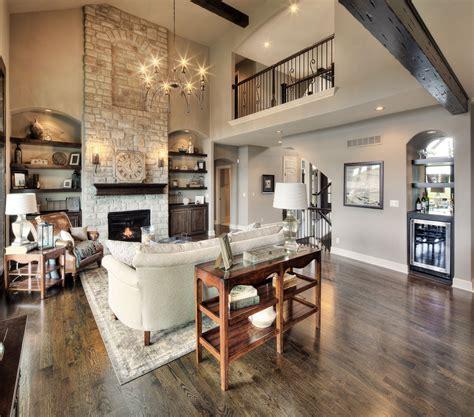 2 open floor plans 2 fireplace balcony open floor plan http