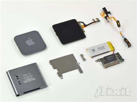 The Ipod Nano Takes A Micro Memo by Notes On Sixth Generation Ipod Nano Teardown
