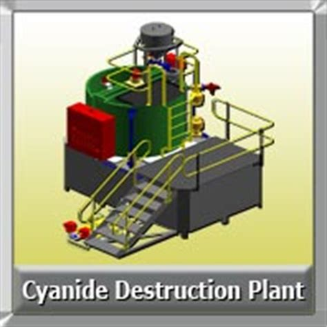 Cyanide Detox by Specialists In Advanced Gold Processing Plants Resources