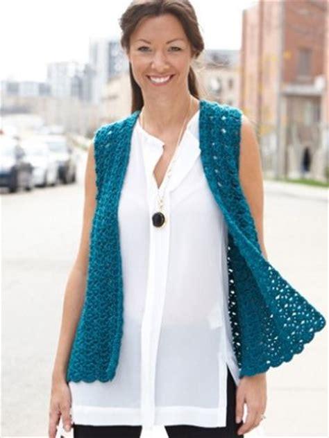 free pattern vest crochet drapey crochet vest free pattern crochet pinterest
