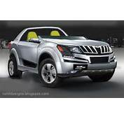 Mahindra Confirms 4 New Vehicle Platforms Gives Sneak Preview Of