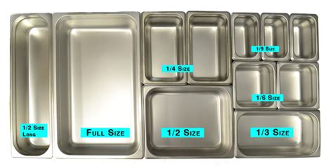 Steam Table Pans An Unlimited Amount Of Options