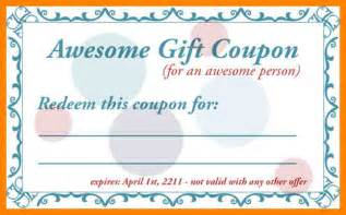 coupon template free 8 blank coupon template free dialysis