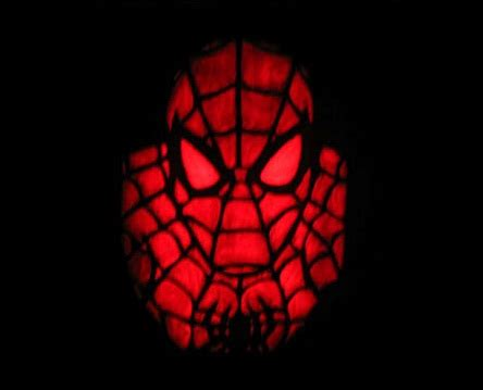 spiderman pattern for pumpkin pumpkin carving on pinterest spiderman pumpkin zombie