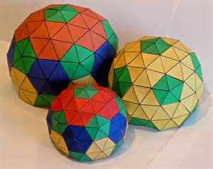 How To Make A Dome Out Of Paper - chapter 9 mathematics build a geodesic dome