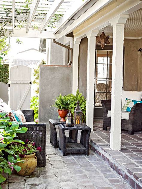Garden Veranda Ideas Patio Design Ideas 16 Creative Designs For The Veranda