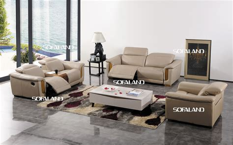 modern leather living room furniture sets china modern living room furniture leather sofa set 422 photos pictures made in china