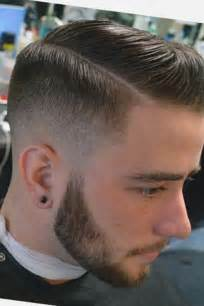 hair side part thin ugly best taper haircut for men tapered haircut hairstyle