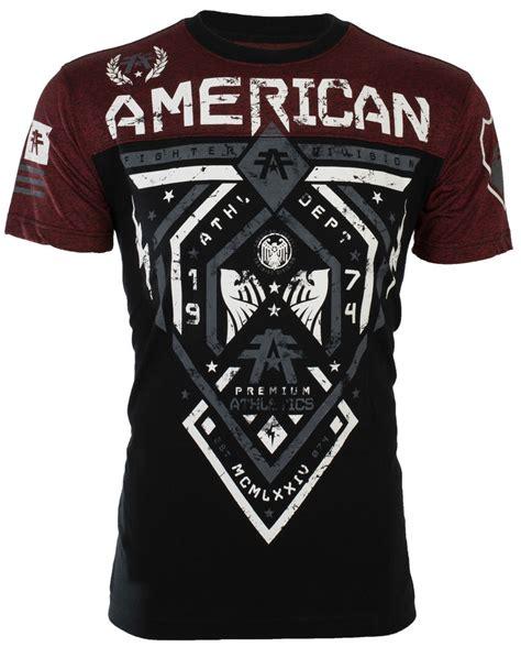 T Shirt Mma Fighter american fighter affliction t shirt fairbanks biker mma ufc 40 a ebay