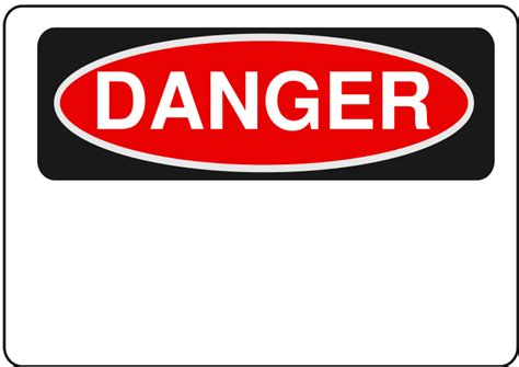 free safety sign templates safety signs kc supply