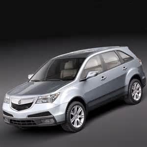 2011 acura mdx cars models
