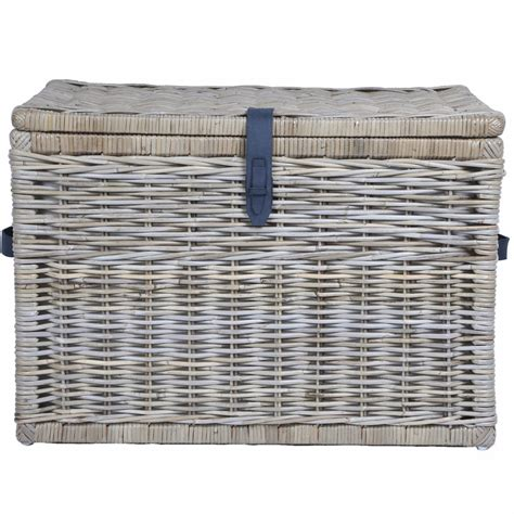 Cheap Kitchen Flooring Home Depot Furniture Rustic Wicker Trunk For Vintage Storage Ideas
