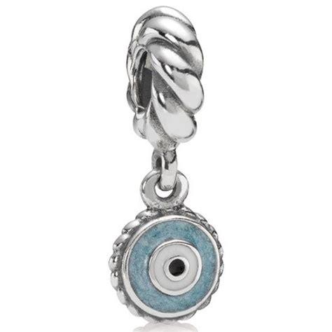 Pandora Watchful Eye With Enamel Dangle P 871 the world s catalog of ideas