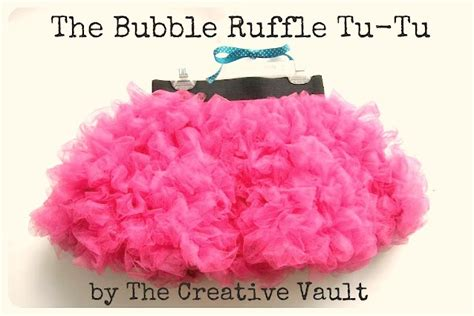 organza ruffle tutorial bubble ruffle tutu tutorial gotta get on the red white