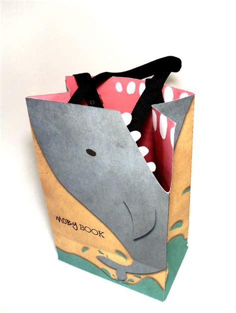 bag design moby book shopping bag park that design