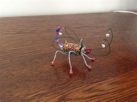 bead bug 17 best images about bugs made from wire on