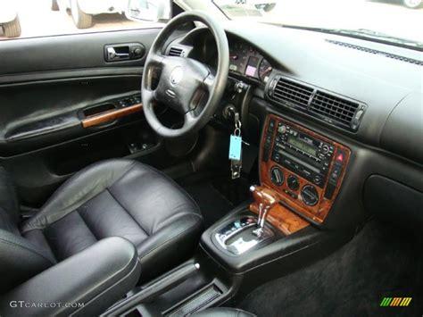 2000 Volkswagen Passat Interior by 2000 Volkswagen Passat Glx V6 Awd Sedan Interior Photos