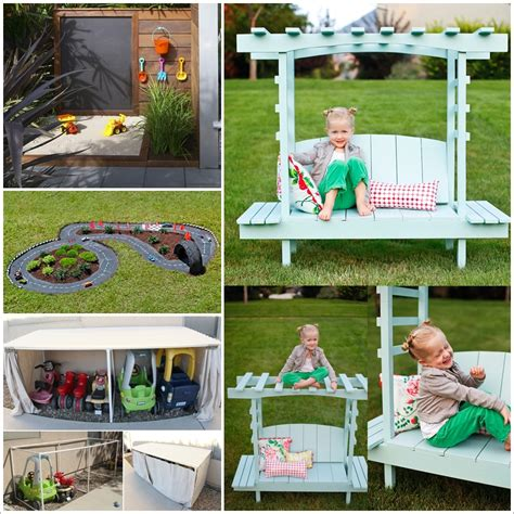 projects toddlers backyard diy projects for