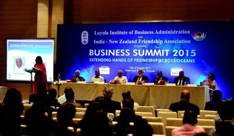 Liba Chennai Mba Fees by Loyola Institute Of Business Administration Chennai