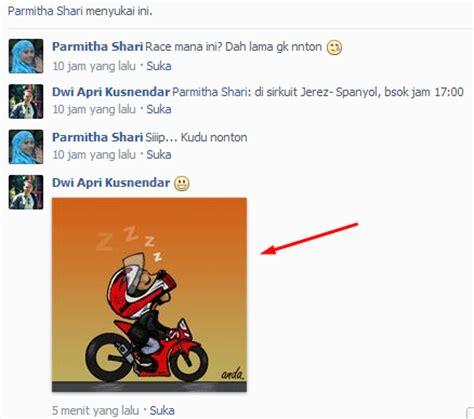 fb jadul cara memasukkan gambar foto di komentar fb lewat hp