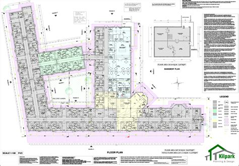 home plan project design resources check out our nursing home project kilpark planning design