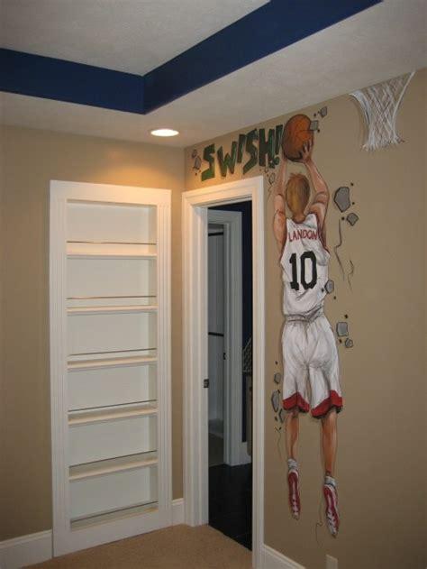 Boys Top 8508 best 25 basketball themed rooms ideas on sports theme rooms basketball rooms for