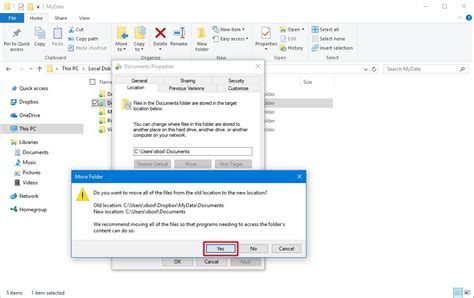 dropbox location how to sync your windows 10 desktop documents and more