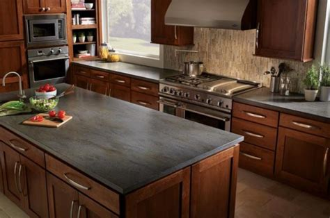 slate counter top slate countertop on pinterest granite tile countertops