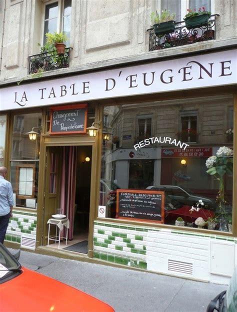 jean genet jean genie paris restaurants and beyond la table d eug 232 ne jean genie