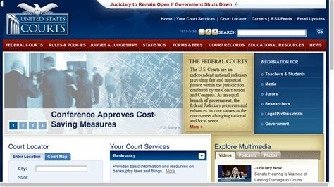 Administrative Office Of Us Courts by Here S What Every Us Government Department And Agency