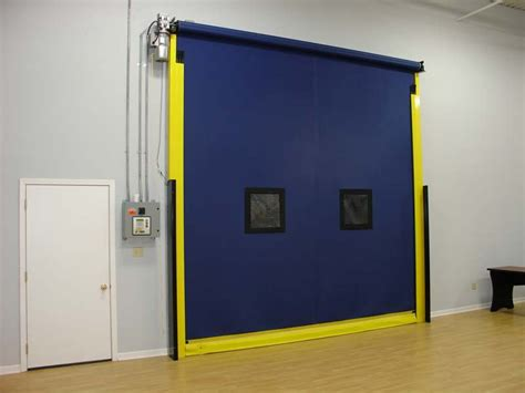 Overhead Door Albany High Speed Doors Albany Ultra Freeze High Speed Door Overhead Door Of