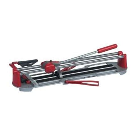 rubi 21 in tile cutter 12902 the home depot