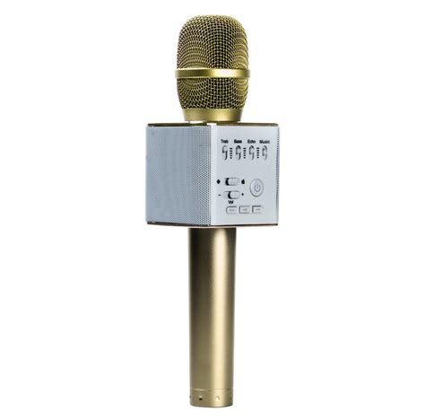 Mic Karaoke Ktv Q9 Bluetooth Wireless Microphone q9 wireless handheld microphone ktv karaoke stereo usb player bluetooth fr phone ebay