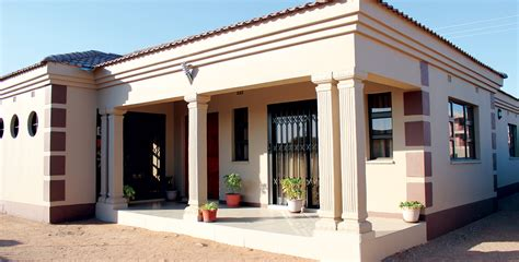 Botswana Housing Corporation House Plans