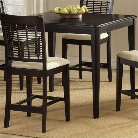 Square Dining Table Bar Height Features