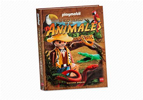 libro gran aventura de los playmobil set 80265 esp la gran aventura de los animales klickypedia