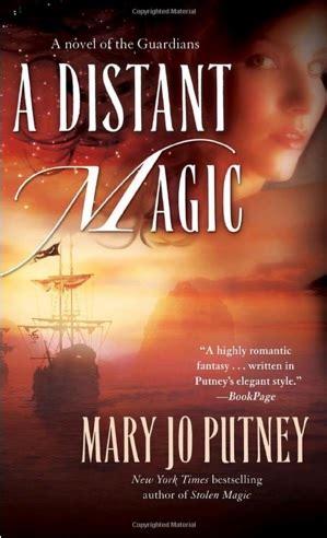 a distant books a distant magic jo putney