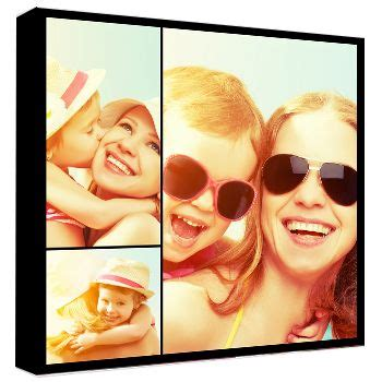create canvas collage 30 best canvas photo collage images on canvas