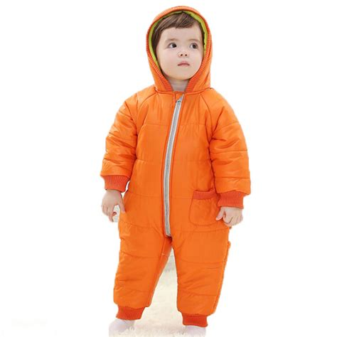 cheap 24 month clothes buy 9 24months baby winter clothes boy romper warm