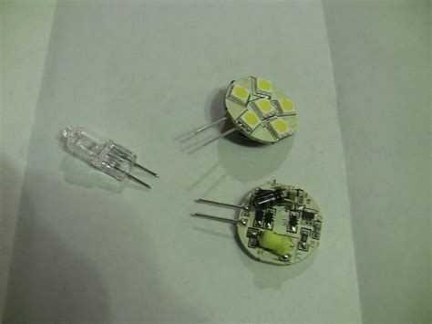 Led Light Bulbs For Rv Rv Lighting Led Replacement For Halogen Led G4 Base Bulbs Rv52 The Quot Start Here Quot Button
