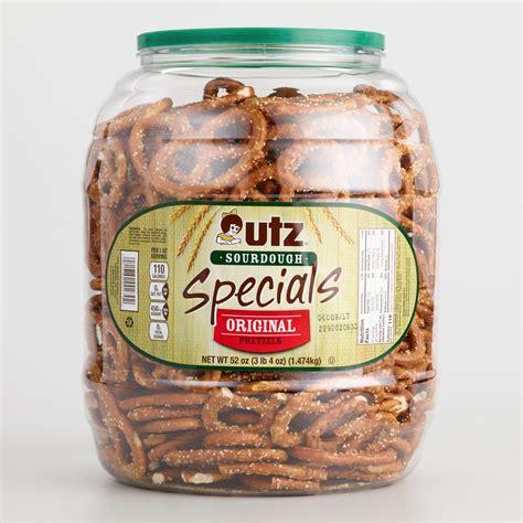 Online Decor Stores Utz Sourdough Specials Pretzels World Market