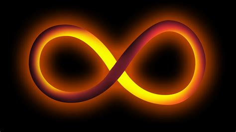 infinity number clicking infinity knot your average sheep