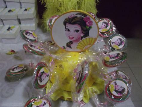 decoracion de fiesta de la princesa bella y la bestia ideas para decoraci 243 n de cumplea 241 os con bella princesas